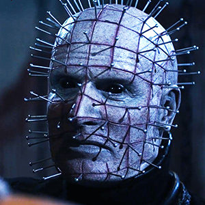 Pinhead Head Shot